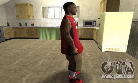 Miami Man for GTA San Andreas second screenshot