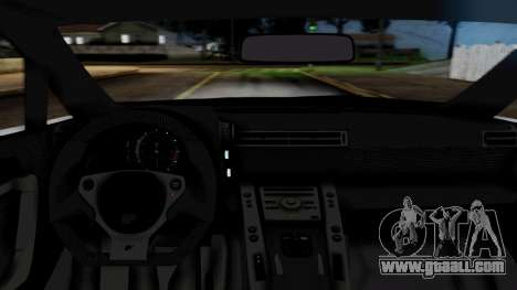 Lexus LFA for GTA San Andreas right view