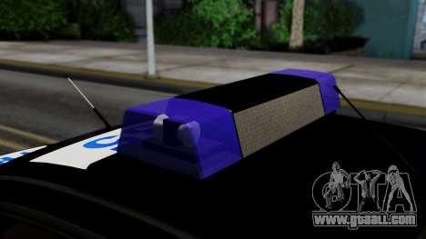 BMW 330i E46 YPX for GTA San Andreas right view