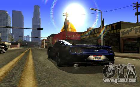 Zolta ENB for GTA San Andreas third screenshot