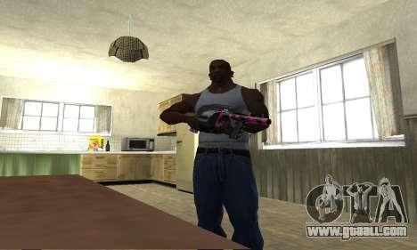 Granate Combat Shotgun for GTA San Andreas third screenshot