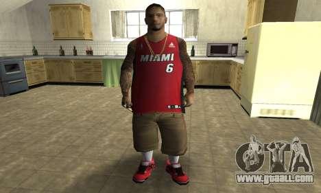 Miami Man for GTA San Andreas