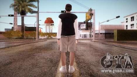 Jimmy Silverman for GTA San Andreas third screenshot