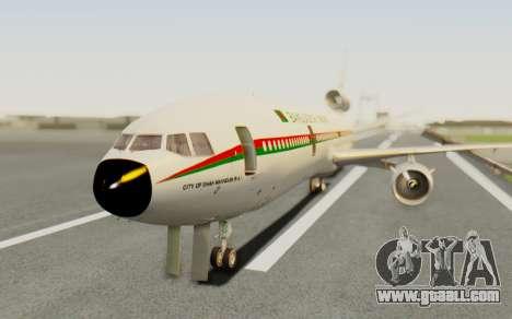 DC-10-30 Biman Bangladesh Airlines for GTA San Andreas