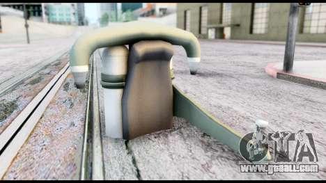 New SA Jetpack for GTA San Andreas second screenshot