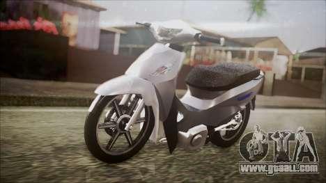 Honda Biz 125 for GTA San Andreas