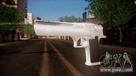 Desert Eagle from Battlefield Hardline for GTA San Andreas