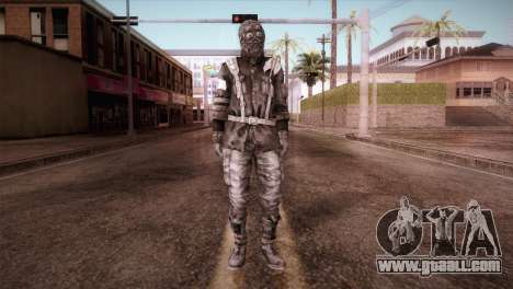 Soldier Of The Reich for GTA San Andreas second screenshot