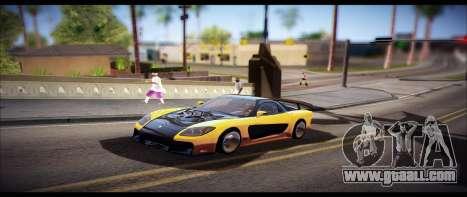 Temfan ENB for GTA San Andreas third screenshot