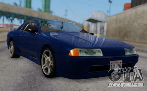 Elegy New SWZ for GTA San Andreas