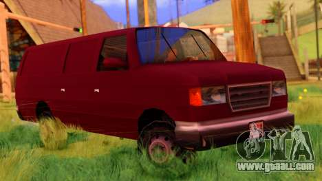 Ambush Van for GTA San Andreas
