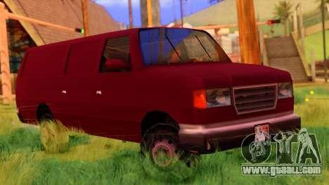 Ambush Van for GTA San Andreas