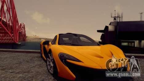 Natural and Realistic ENB for GTA San Andreas seventh screenshot
