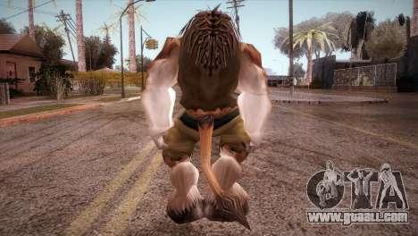 The Tauren for GTA San Andreas third screenshot