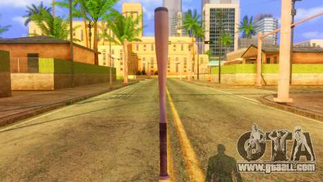 Atmosphere Baseball Bat for GTA San Andreas