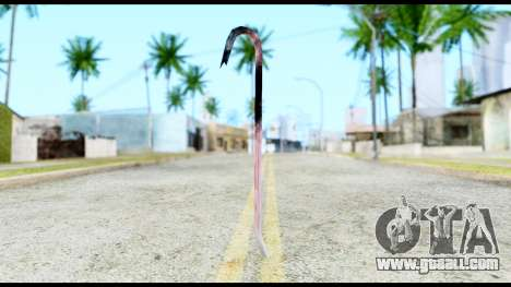 Manhunt Crowbar for GTA San Andreas