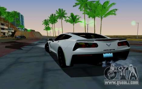 Novel ENB for GTA San Andreas third screenshot