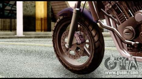 Ducati FCR-900 v4 for GTA San Andreas back left view