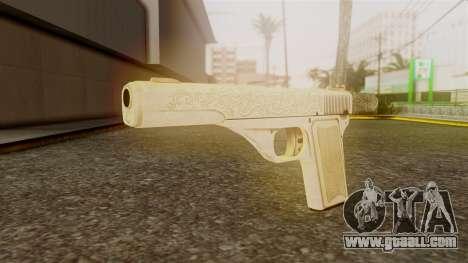 Vintage Pistol GTA 5 for GTA San Andreas