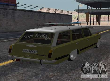 VAZ 2102 Resto for GTA San Andreas left view