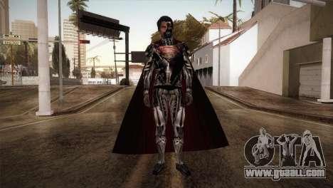 Superman Cyborg v1 for GTA San Andreas second screenshot