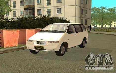VAZ 2120 for GTA San Andreas