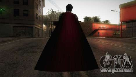 Superman Cyborg v1 for GTA San Andreas third screenshot