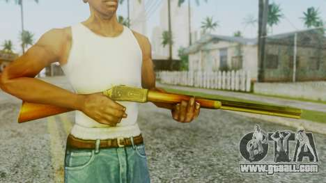 Rifle from Silent Hill Downpour for GTA San Andreas third screenshot