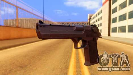 Atmosphere Desert Eagle for GTA San Andreas
