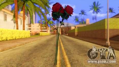 Atmosphere Flowers for GTA San Andreas