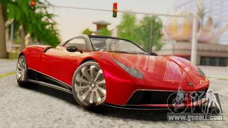 Pegassi Osyra for GTA San Andreas