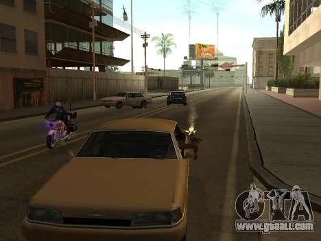 Manual Driveby for GTA San Andreas second screenshot