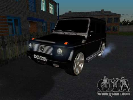 Mercedes-Benz G 320 for GTA San Andreas