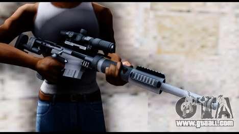 McMillan CS5 v2 for GTA San Andreas third screenshot