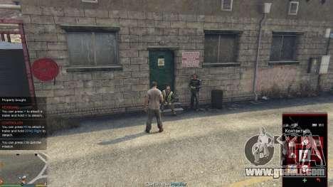 GTA 5 Trucking Missions 1.5 seventh screenshot