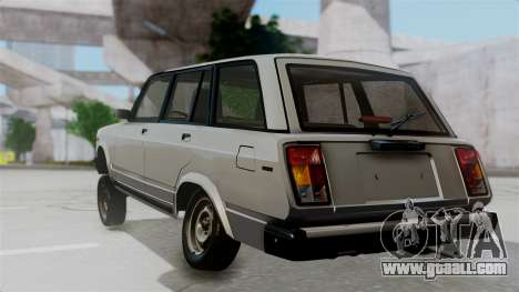 VAZ 21047 for GTA San Andreas left view