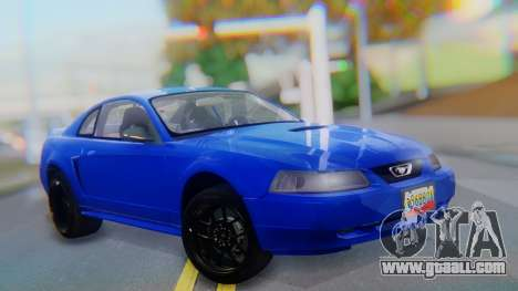 Ford Mustang 1999 Clean for GTA San Andreas