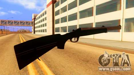 Atmosphere Rifle for GTA San Andreas second screenshot