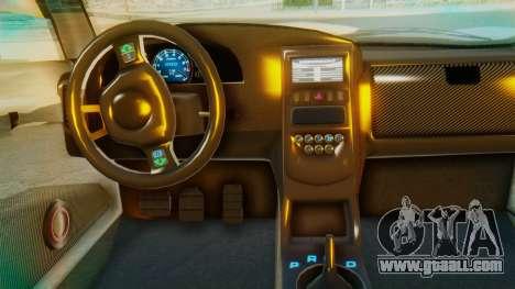 GTA 5 Pegassi Osiris IVF for GTA San Andreas inner view