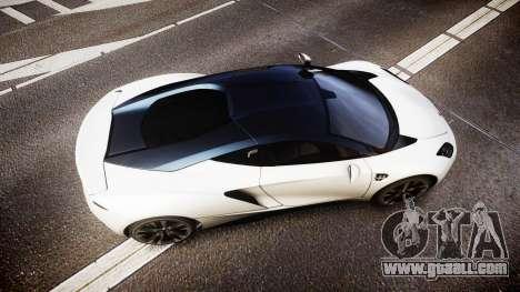 Arrinera Hussarya 2014 [EPM] for GTA 4 right view