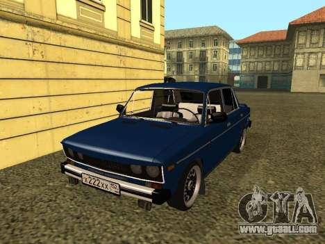 VAZ 21065 for GTA San Andreas