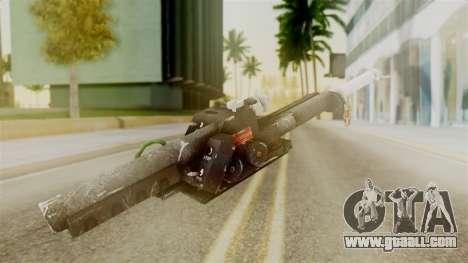 Ghostbuster Proton Gun for GTA San Andreas second screenshot