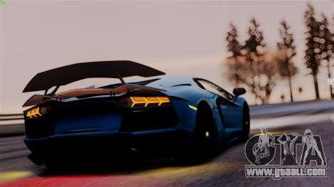 R.N.P ENB v0.248 for GTA San Andreas