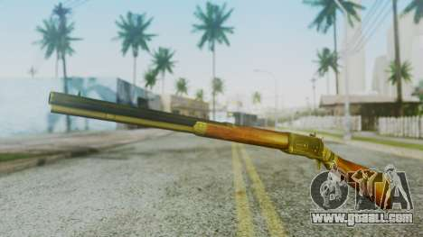 Rifle from Silent Hill Downpour for GTA San Andreas