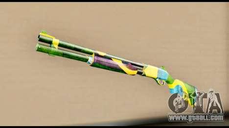 Brasileiro Shotgun for GTA San Andreas