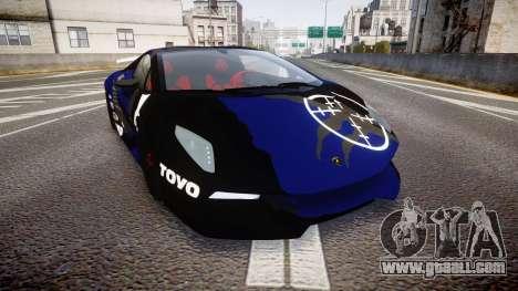 Lamborghini Sesto Elemento 2011 for GTA 4