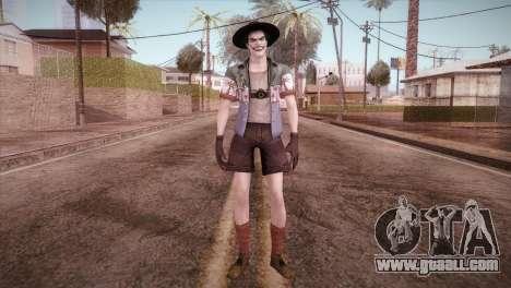 Joker for GTA San Andreas second screenshot