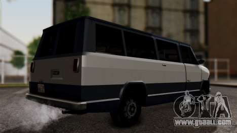 El Passa Van for GTA San Andreas