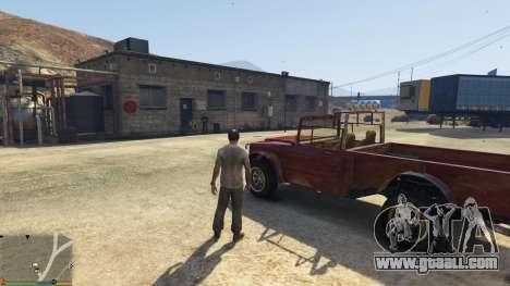 GTA 5 Trucking Missions 1.5 third screenshot