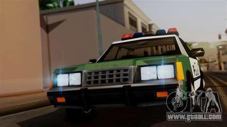 VCPD Cruiser for GTA San Andreas